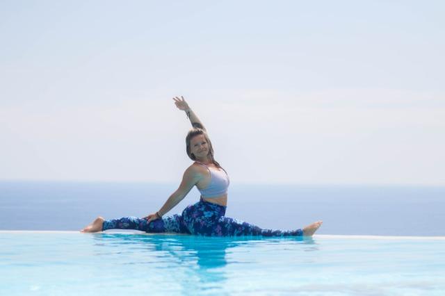Ola Lirka: Yoga Itu Menemukan Jati Diri