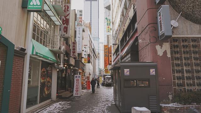 Dulu Sepi, 5 Jalanan ini Sekarang Jadi Incaran Turis di Korea