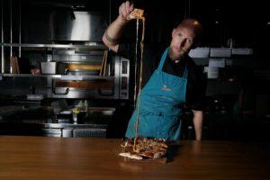 Chef Matt White Si Pemburu Pizza