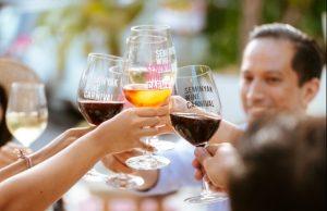 Tak Sekadar Wine di Seminyak Wine Carnival