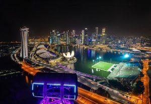 Halloween Horror Nights, Pesta Hantu se-Asia Tenggara di Singapura