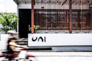 Uni Restaurant & Bar, Rumah Inspirasi Masakan Asia