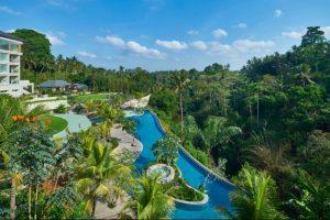 Menyepi di The Westin Resorts & Spa Ubud