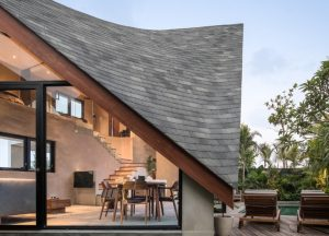 Riverhouse Bali, Rumah Pemuja Kesunyian