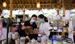 Liburan Sambil Belanja di Ubud Artisan Market