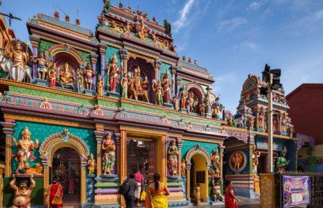 6 Cara Merayakan Budaya di Little India, Singapura