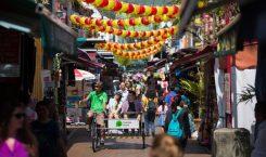 8 Cara Merayakan Liburan di Chinatown, Singapura