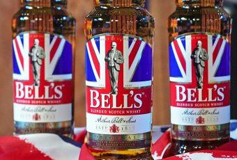 Scotch Whisky Bell's Kini Hadir di Indonesia