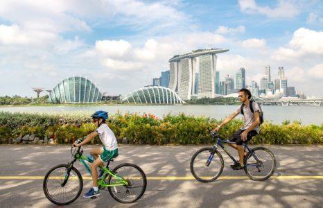 Wisata Sepeda di Singapura? Ini Rutenya