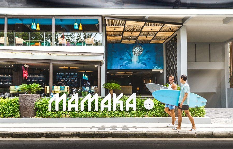 MAMAKA by Ovolo, Vibrasi Baru di Pantai Kuta