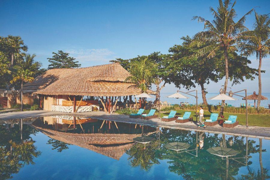Tekad Berkelanjutan di Jimbaran Puri, Bali